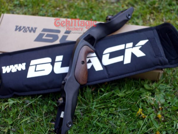 "WIN&WIN Black Wolf / RCX 17 Paket 62"" 45# 3 WIN&WIN Black Wolf"